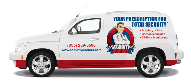 Security Doctors Dealer Support